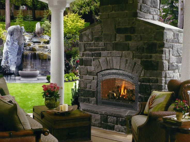 outdoor fireplaces | Outdoor Fireplaces