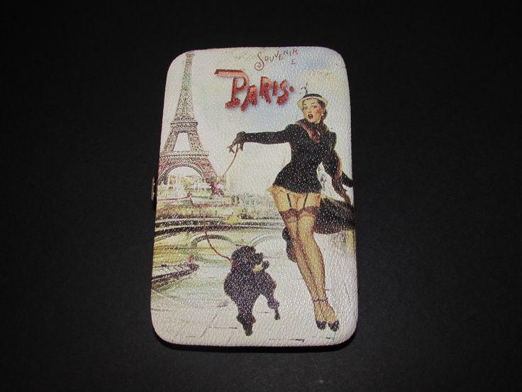 Cartera de mujer estilo vintage. #tiendaonline #moda #carteras #vintage