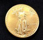 1986 1 oz Gold American Eagle - MCMLXXXV - $50  Roman Numerals -UNCIRCULATED!