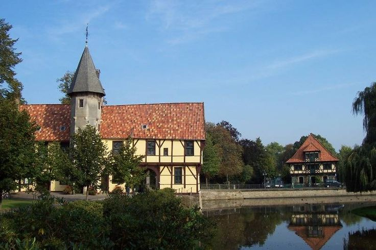 Schloss Burgsteinfurt in Steinfurt