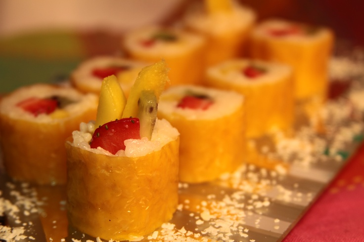 Sushi Cake Pictures