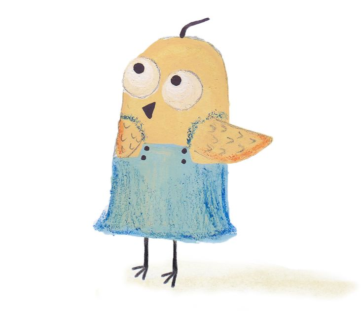 wide eyed owl character #illustration #owl #itwasn'tme