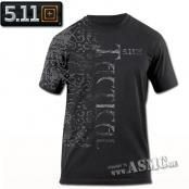 5.11 T-Shirt Tactical Vertical #ArmyShop #NATO #Adventure #Security #Military #Camping