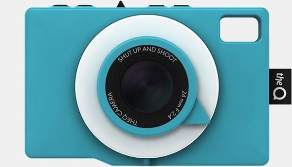 theQ | new Social Camera