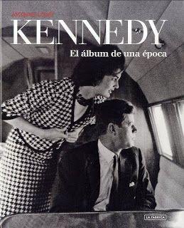 Reveladoras memorias del fotógrafo oficial de la familia #KENNEDY. Y calidad fotográfica #fotografía #libros #bookcovers