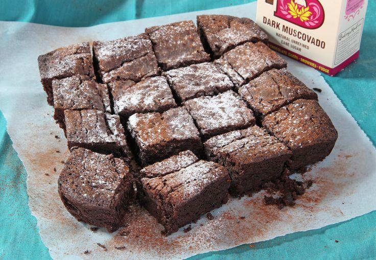 Super Duper Billington's Brownies