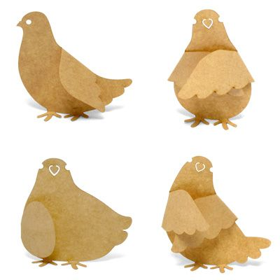 Sticky Notes Pigeon