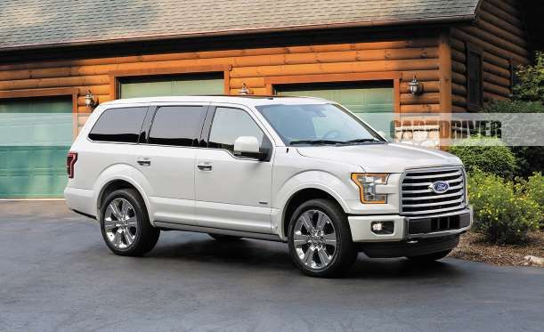 2018 Ford Expedition / Lincoln Navigator: Staying Large while Slimming Down - CAR AND DRIVER