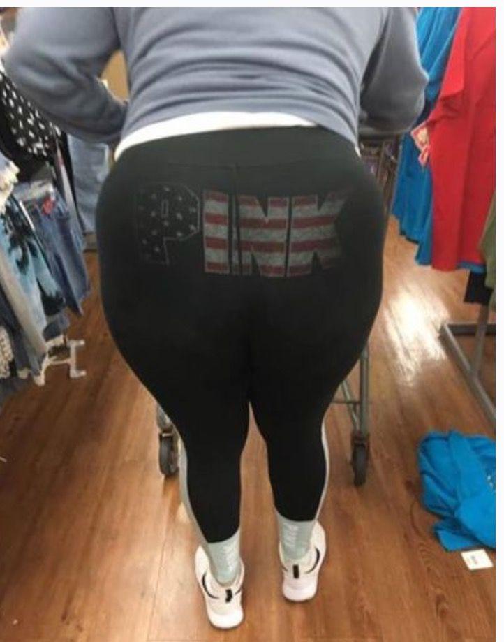 Patriotic Walmart People shopper  FAIL