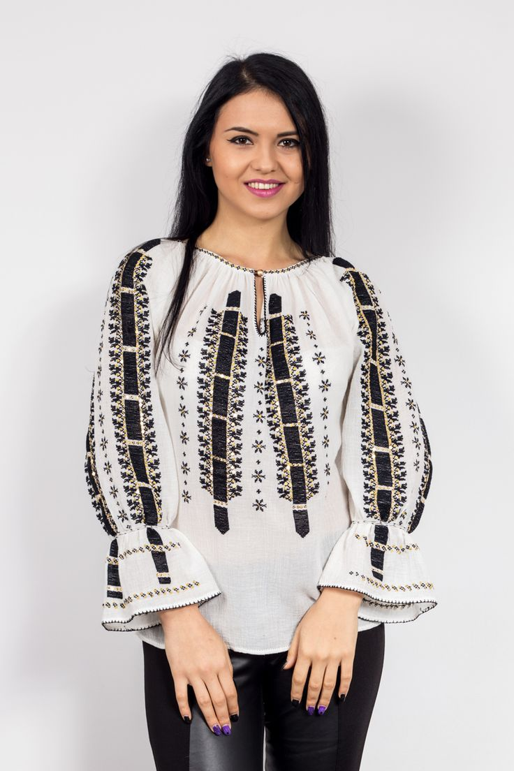Ie romaneasca Doina - Romanian Blouse