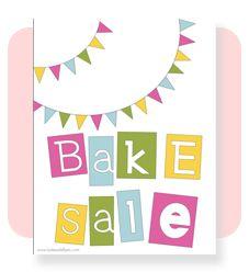 Best 25 Bake sale flyer ideas on Pinterest Bake sale sign Bake