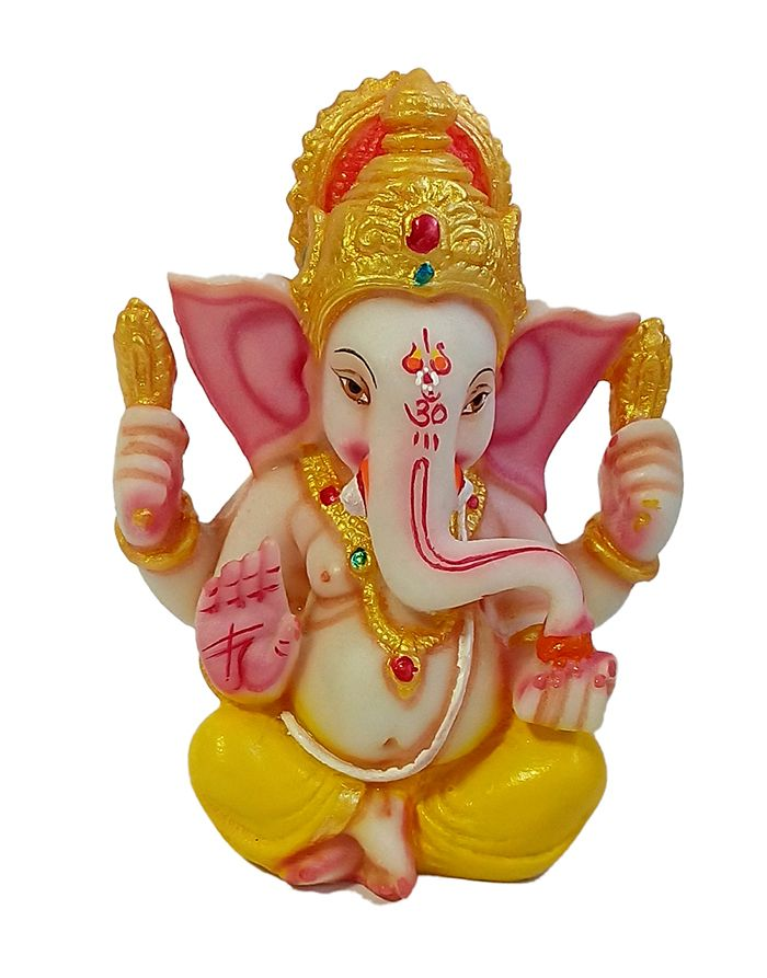 #Devotional #Crafted #Ganesh #Statue By @ReturnFavors.