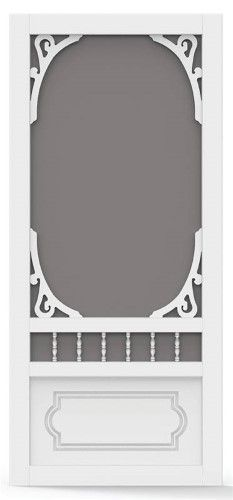 SCREEN TIGHT BH36HD SCREEN DOOR VINYL 36X80 | Jet.com