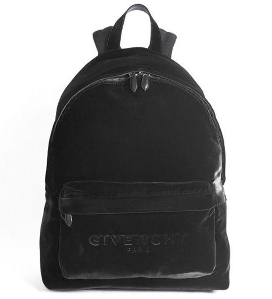Givenchy Solid Backpack Black                  $235.00