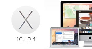 Apple lanza actualización para OS X El Capitan con solución para problemas de cierre inesperado en aplicaciones de 32 bits.