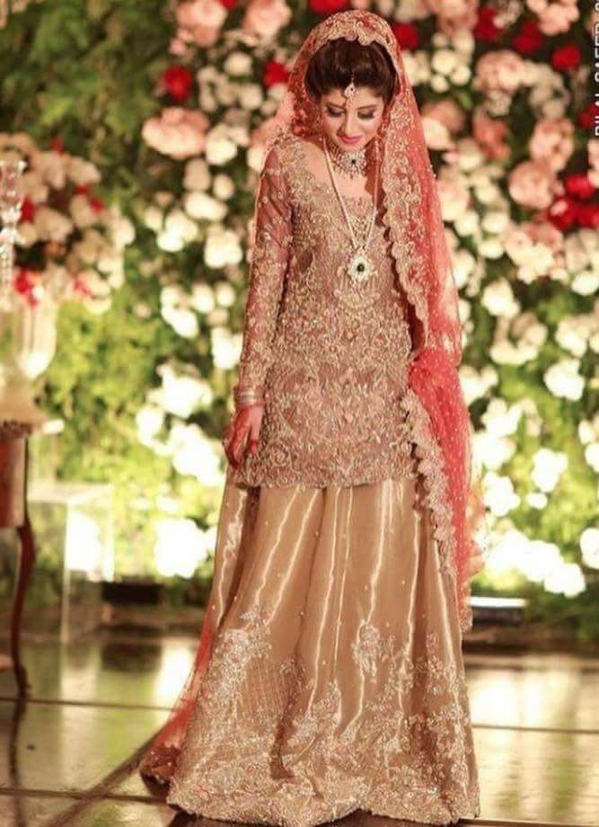 25 Best Ideas About Pakistani Bridal Dresses On Pinterest