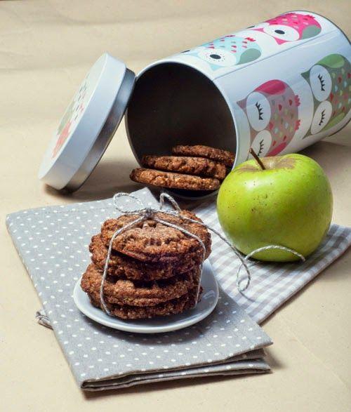 Nagyon finom, egészséges keksz recept (paleo, vegán)
