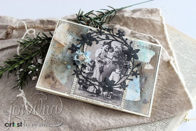 Can't Resist This Vintage Christmas by Jowilna Nolte