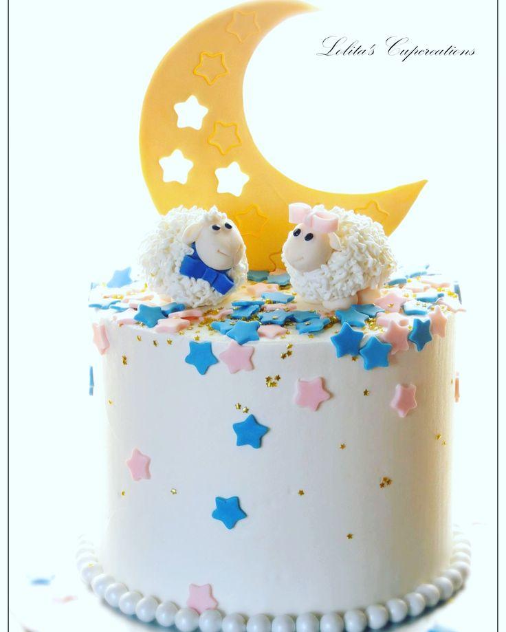Steps To Make A Sheep Birthday Cake