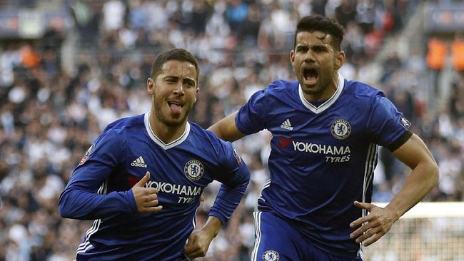Taklukan Tottenham Dengan Skor 4-2, Chelsea Berhasil Lolos ke Final
