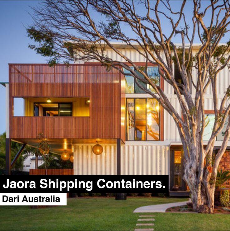 Ziegler Build merancang rumah seluas 557 meter persegi menggunakan 31 buah kontainer. Kamar mandi utama yang terletak di bagian atas bahkan menempati sebuah kontainer sendiri.