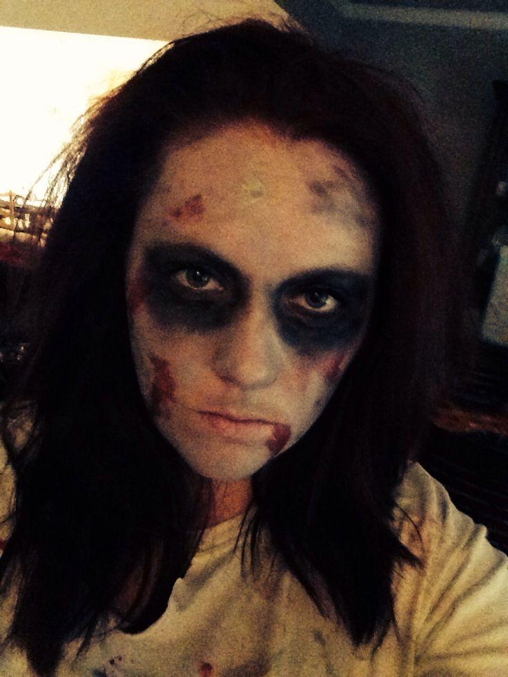 Zombie Makeup Decorations Diy Pinterest Zombie