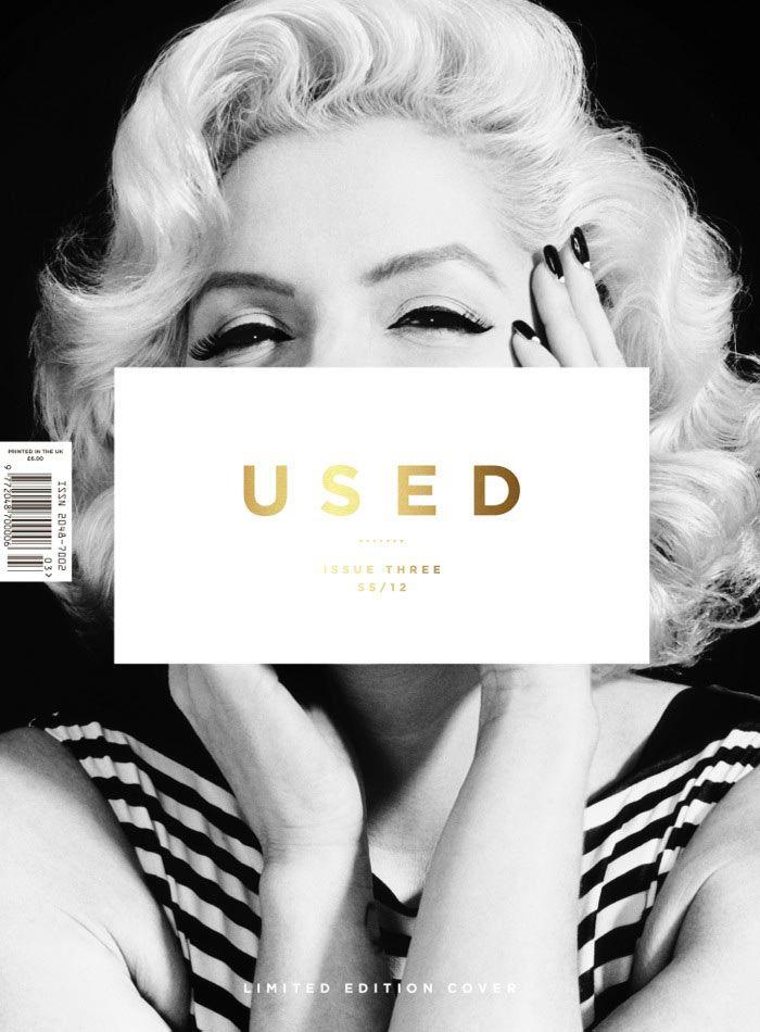 Used Magazine cover