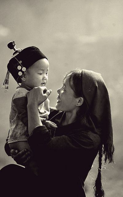 """Mother goddess-""""Motherly Love"""" by minhduc nguyen"""