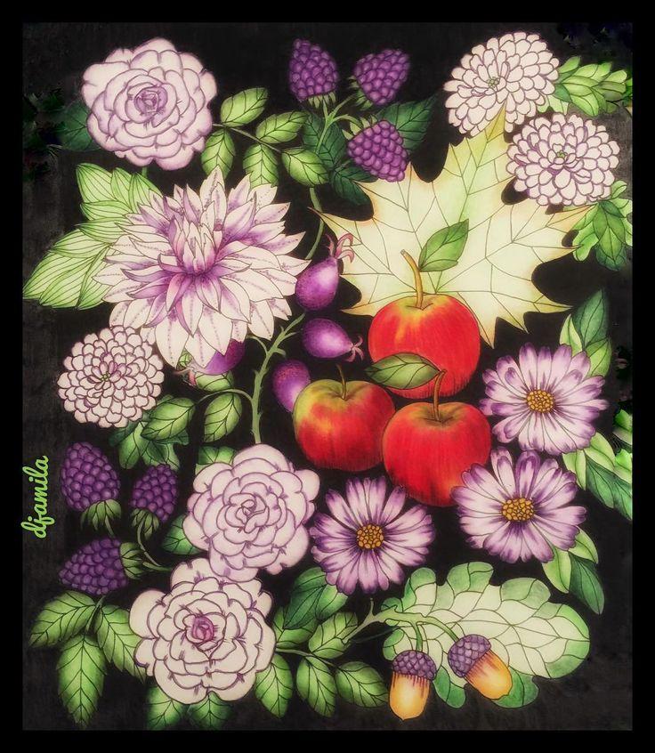 BLOMSTER MANDALA Blomstermandala Blomstermandalamalarbok Mariatrolle Artecomoterapia Arte E Colorir Bayan Boyan Beautifulcoloring