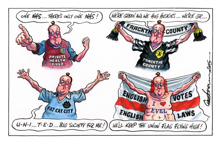 In reference to, David Cameron's support for West Ham United after previously…