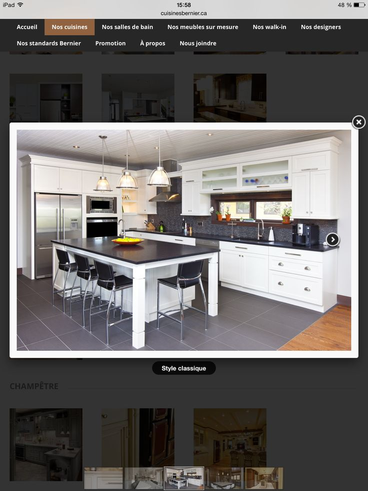 13 best Idées cuisine images on Pinterest | Cook, Dream kitchens ...