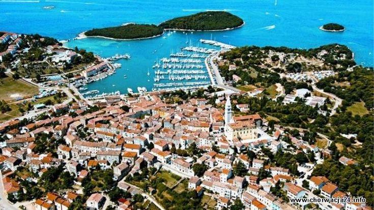 Małe ale jakże piękne miasteczko Vrsar na Istrii http://www.chorwacja24.info/istria/vrsar #istria #vrsar #chorwacja #croatia