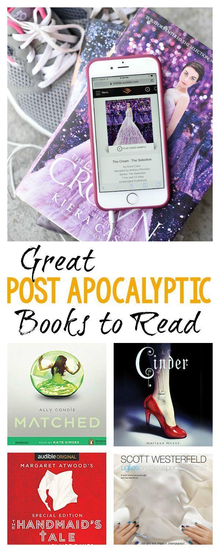 Amber's Bookclub-Post Apocalyptic Books