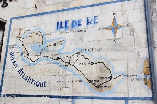 Destination … île de Ré
