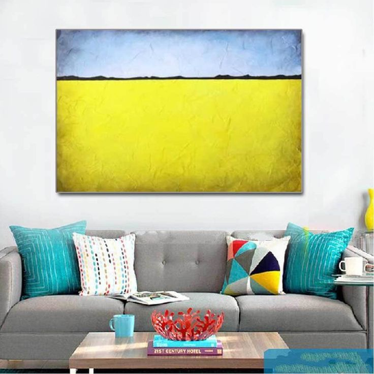 Best 25 abstract oil paintings ideas on pinterest - Oil painting ideas for living room ...