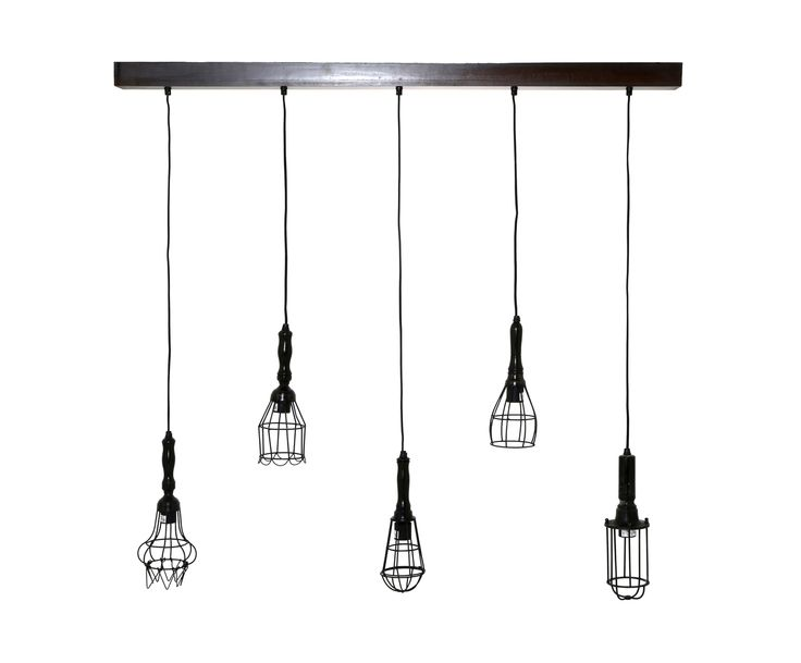 "Lampa wisząca ""Worker"" 