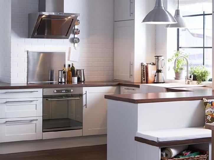 55 best Kitchen remodel images on Pinterest Kitchens, White - ikea küchen bilder
