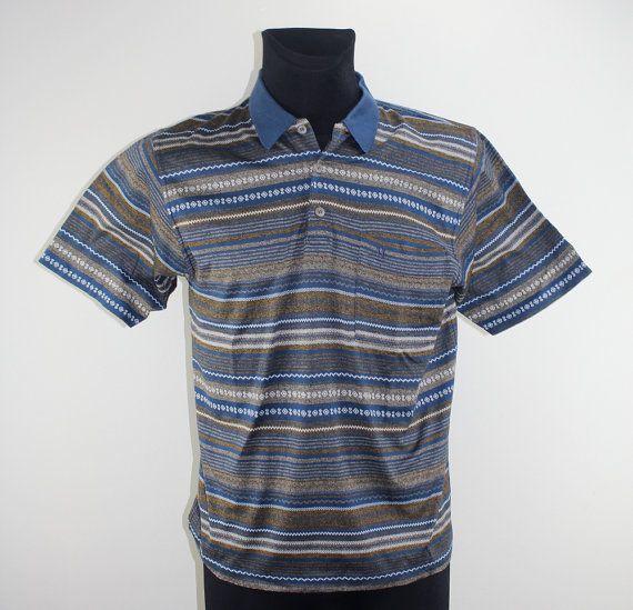 Vintage T-Shirt Mode Herren Mode Pullover by DesignerSecondHand