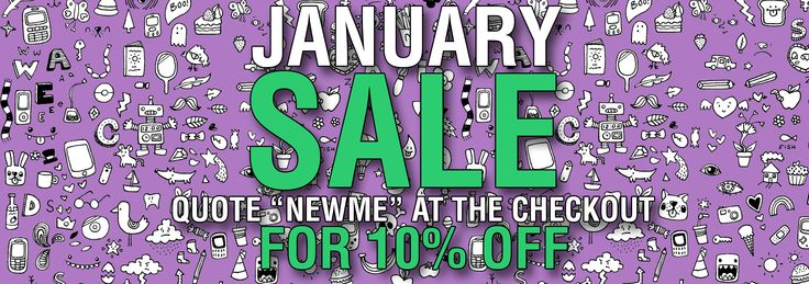 New Year, New Shoes, New Everything!! Come grab 10% off for the entire month, just quote 'NEWME' at checkout!!