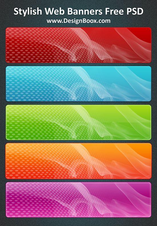 3. mooie banner. Het is heel web 2.0 achtig en dat vind ik een mooie stijl. De felle kleuren en de patronen laten de banner ook opvallen. Dat is een pluspunt.