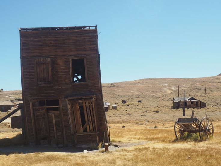 Ever been to a ghost town? Here's what I thought of my first trip to Bodie, California
