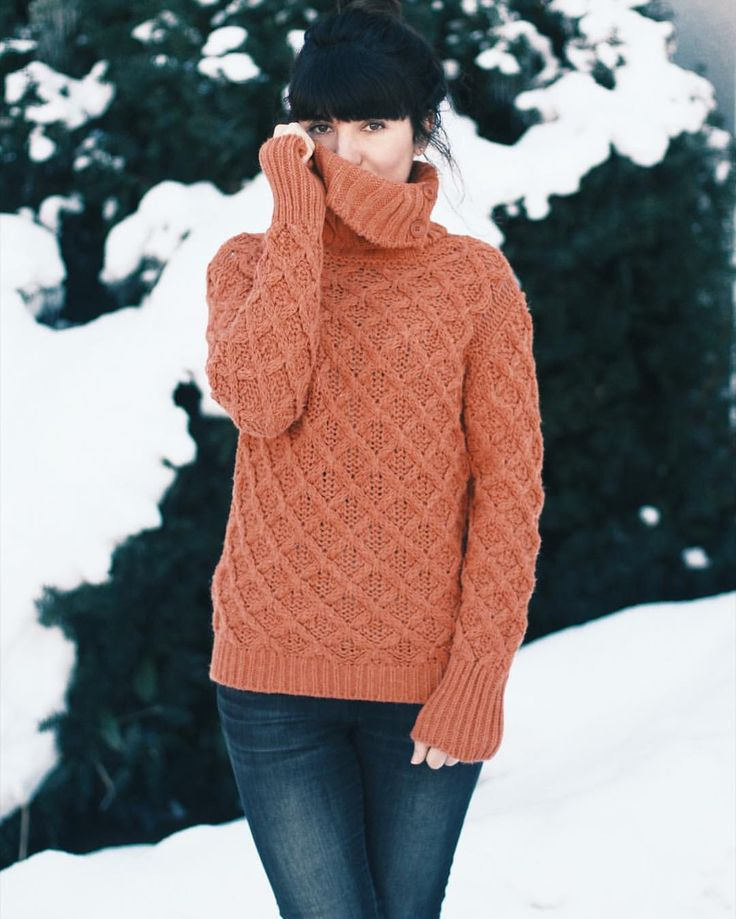 Winter outfit / turtleneck / outfit inspiration