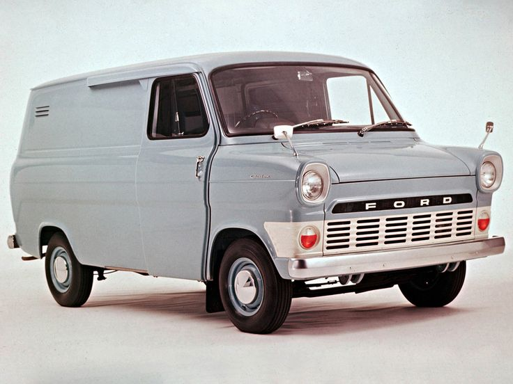 1966 Ford Transit Van Yes, 50 years ago now since Ford launched the ubiquitous Transit. Vans have never been the same since