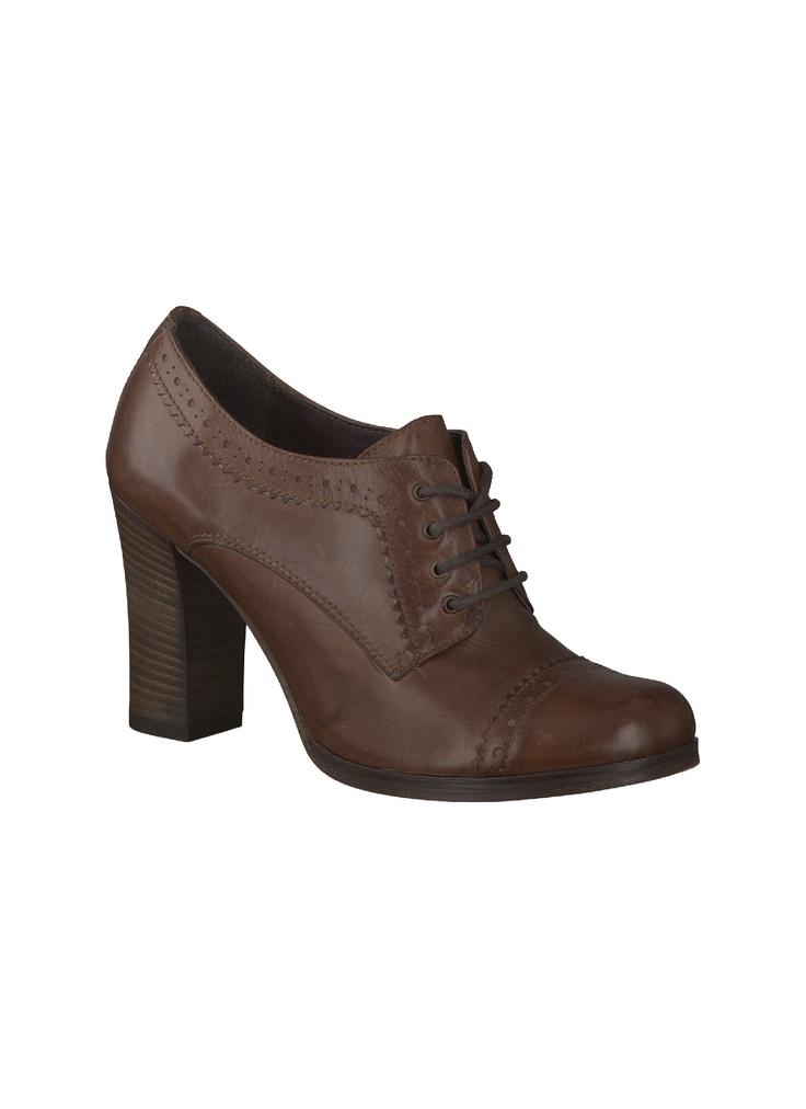 Reno - Venturini - Ankle Boot, Mittelbraun - Stiefeletten - Damen - Schuhe - Reno Online-Shop für Marken-Schuhe