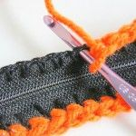 Add a Zipper to Your Knit or Crochet Projects – This Knithack is Genius!