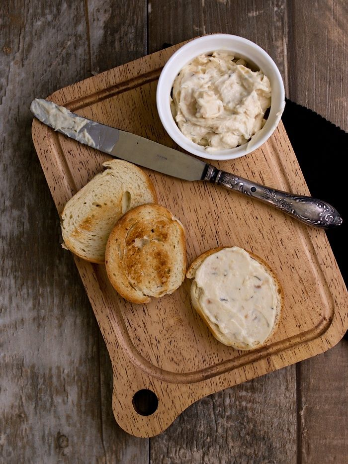 Pradobroty: Pomazánka z pečeného česneku