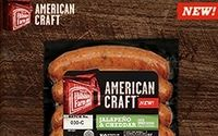 The campaign targeted the launch of Hillshire's new American Craft sausage links and showed a 36% increase in brand awareness as well as a l...