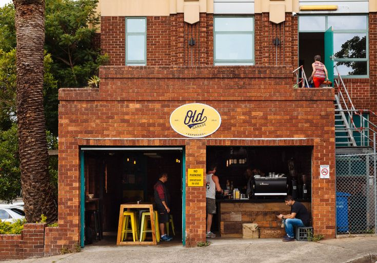 This old garage is about consistently good coffee and community vibes. #Marrickville