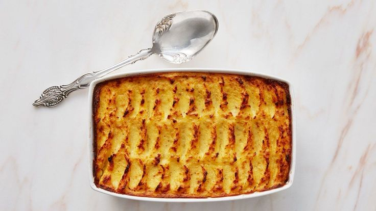 If you've ever asked if mashed potatoes can be cooked ahead, the answer is this recipe. The texture is like that of a twice-baked potato.