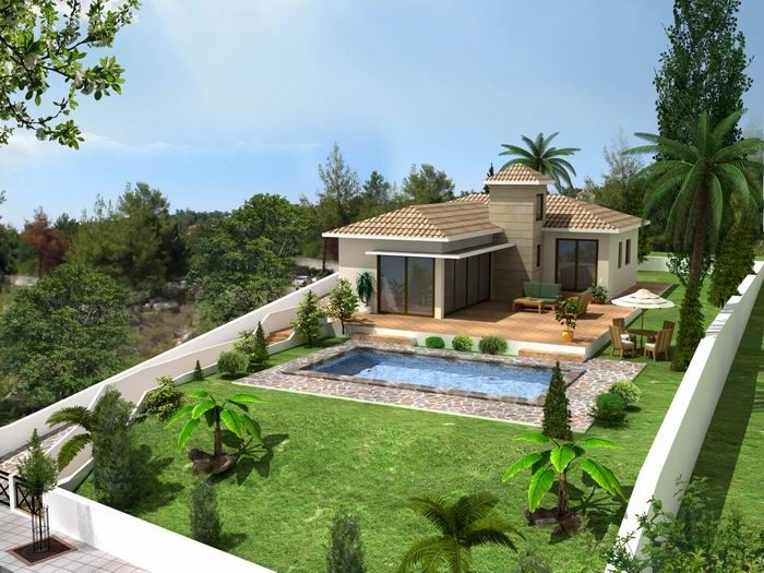 luxury architecture design villa ideas #726